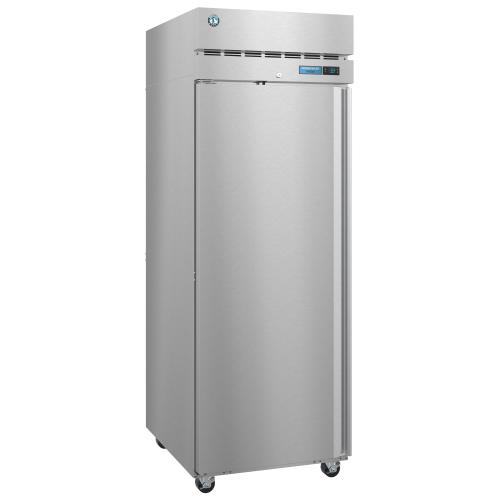 F1A-FSL, Freezer, Single Section Upright, Full Stainless Door with Lock