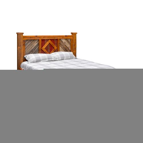 Green Gables Furniture - Goldfield Bed - King Headboard Only
