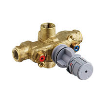 1/2 Inch Thermostatic Wall Rough Valve - No Finish