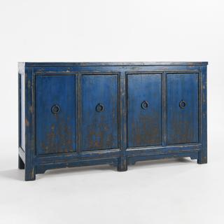See Details - Amherst 4Dr Buffet Antique Blue