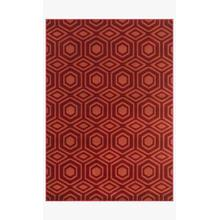 View Product - GW-05 Red / Rust Rug