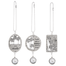 Dandelion Wishes Car Charms (6 pc. ppk.)