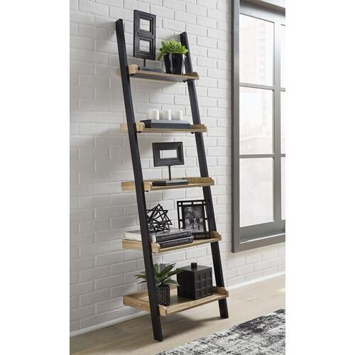 "Signature Design By Ashley - Gerdanet 74"" Bookcase"