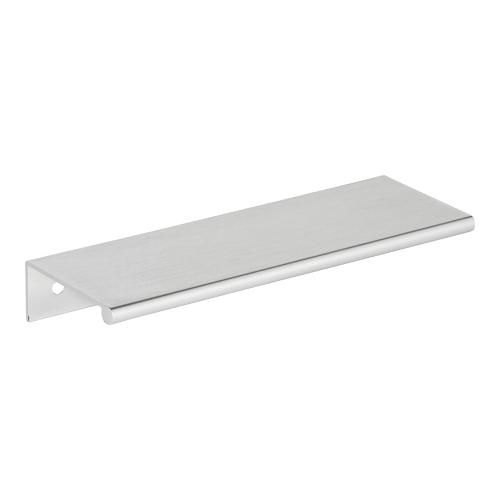 Tab Edge Pull 4 5/16 Inch (c-c) - Brushed Nickel