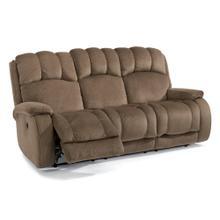 Product Image - Huron Fabric Power Reclining Sofa