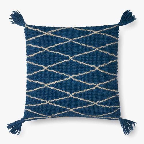 P0594 Blue Pillow
