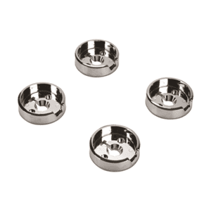 Range Chrome Knob Bezel, Surface/Grille