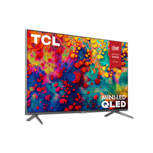 "TCL 65"" Class 6-Series 4K QLED Dolby Vision HDR Smart Roku TV - 65R635"