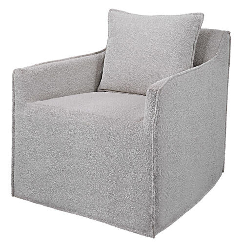 Uttermost - Welland Swivel Chair