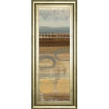 """Movement Panel I"" By Jeni Lee Framed Print Wall Art"