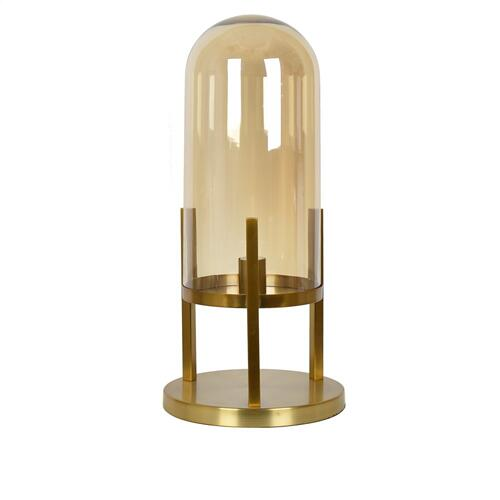 Large Malouf Done Lamp