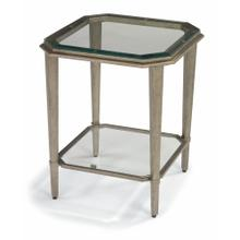 Prism Chairside Table/Square Coffee Table-2 pc. Group-Floor Samples-**DISCONTINUED**