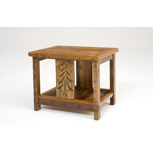 Green Gables Furniture - Sequoia Nightstand With Shelf Rectangle