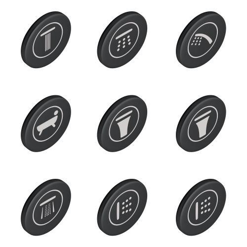 Repair Parts Smartcontrol Icon Caps