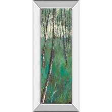 """Nature Companion Il"" By Solis Mirror Framed Print Wall Art"