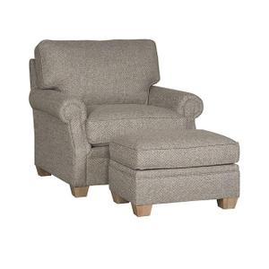 Benson Chair, Benson Ottoman