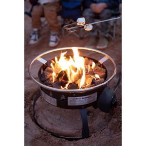 Redwood Fire Pit