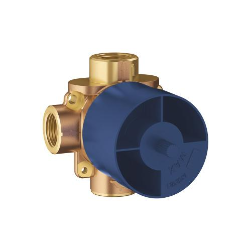 Non Rapido 3-way Diverter Rough-in Valve (shared Functions)
