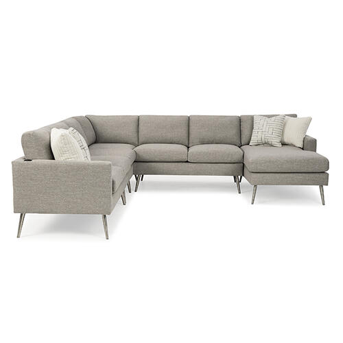 TRAFTON SECTIONAL Stationary Sectional