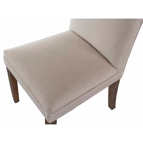 Bassett Furniture - Marge Maple Parsons Chair