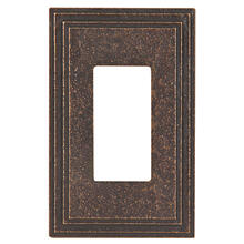 Riverside Wall Plate - Antique Satin Bronze