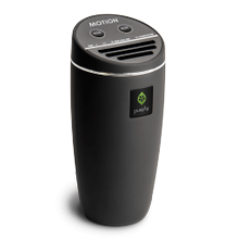 pureAir MOTION  Car Air Purifier pureAir MOTION - Black