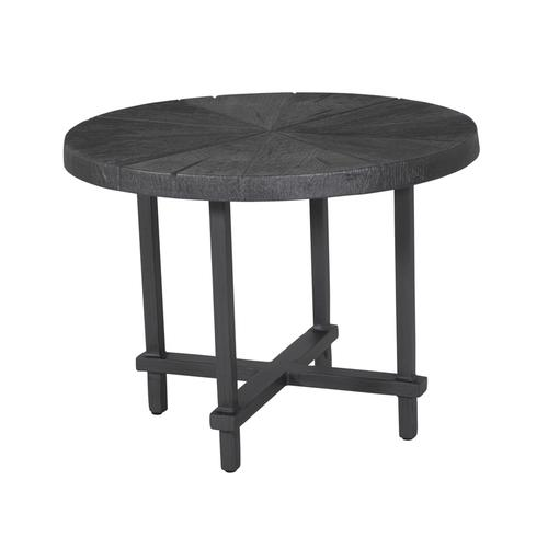 """Castelle - 26"""" Antler Hill Round Side Table"""