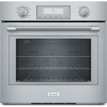 Single Wall Oven 30'' Professional Stainless Steel PO301W