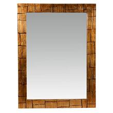 See Details - Lemoyne Gold Leafed Mirror