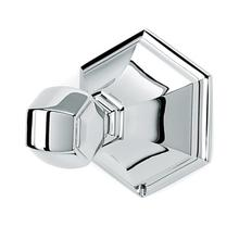 Product Image - Nicole Robe Hook A7780 - Unlacquered Brass