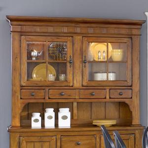 Liberty Furniture Industries - Hutch - Oak