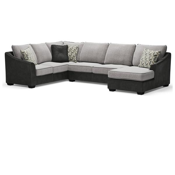 See Details - Bilgray 3-piece Sectional