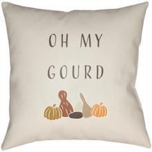 """Oh My Gourd OMG-001 20"""" x 20"""""""