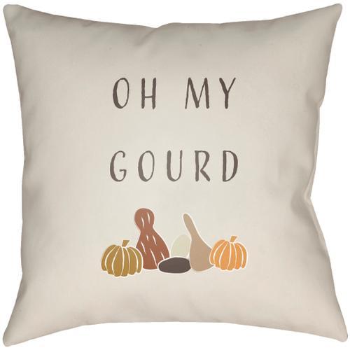 """Oh My Gourd OMG-001 18"""" x 18"""""""
