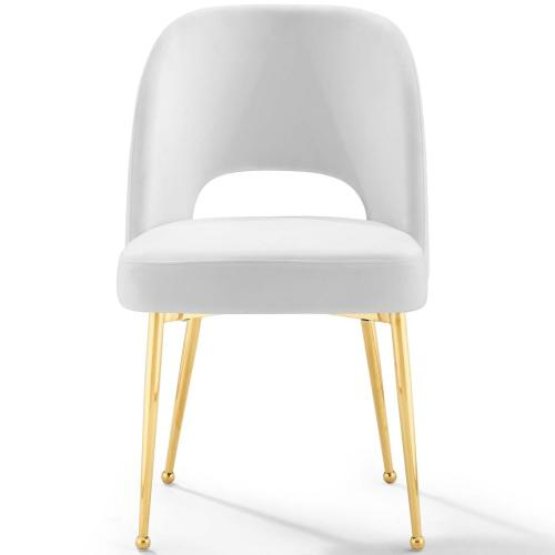Rouse Dining Room Side Chair in White