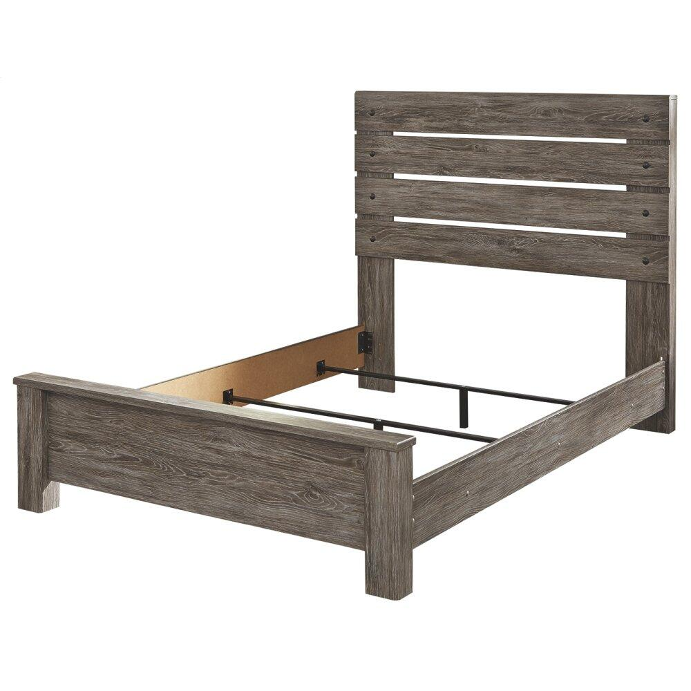 Cazenfeld Full Panel Bed