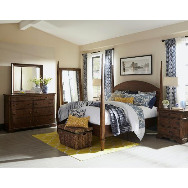 Trisha Yearwood Home Queen Poster Bed