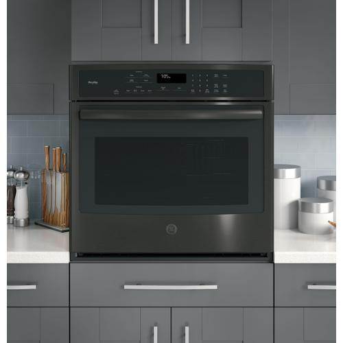 """GE Profile - GE Profile™ Series 30"""" Built-In Single Convection Wall Oven"""