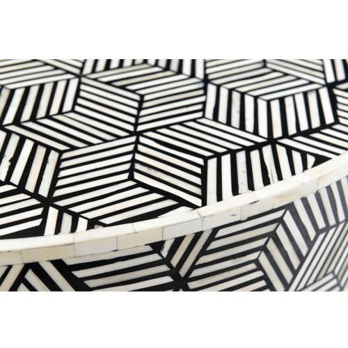 Tov Furniture - Bone Inlay Cocktail Table
