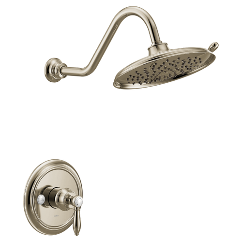 Weymouth polished nickel m-core 3-series shower only