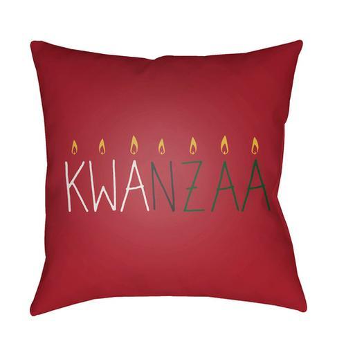 """Kwanzaa II HDY-049 18""""H x 18""""W"""