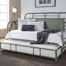 See Details - Twin Metal Trundle - Green