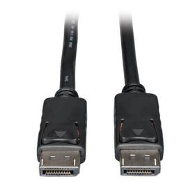 DisplayPort Cable with Latches, 4K @ 60 Hz, (M/M) 3 ft. (0.91 m)