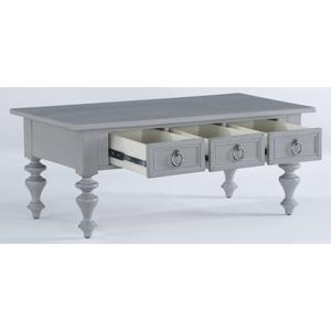Heirloom Rectangular Coffee Table