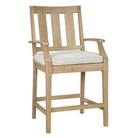 Clare View Bar Stool With Cushion