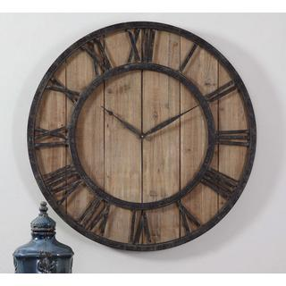 See Details - Powell Wall Clock