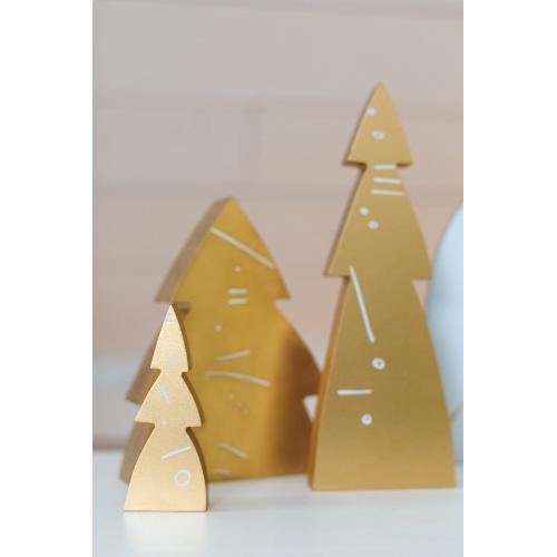 """2""""x 1""""x 4.75"""" E+E Goldie Tree"""