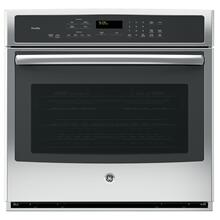 """See Details - GE Profile™ Series 30"""" Built-In Single Convection Wall Oven"""