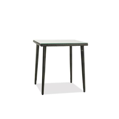 Palm Harbor Counter Height Table w/Clear Glass