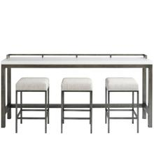 Essence Console Table with Stools